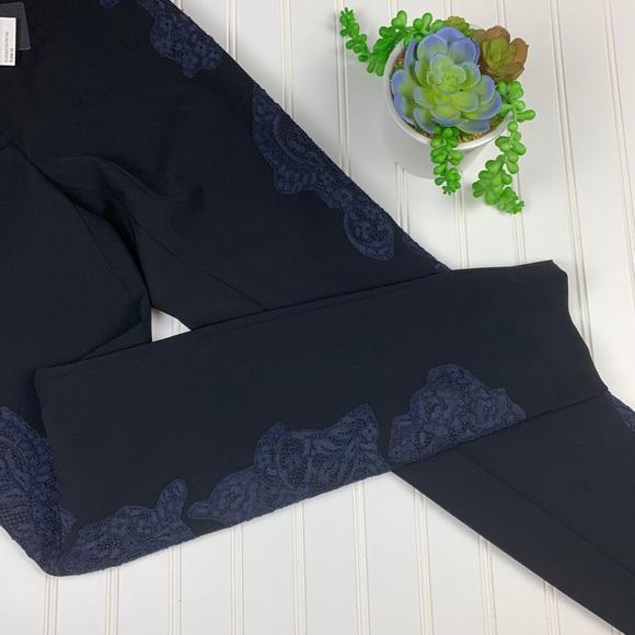 Lafayette 148 New York Pants - 🆕Lafayette 148 New York Lace Trouser Pants  E214